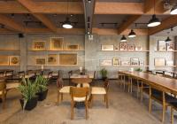 Cho thuê cửa hàng mặt phố Duy Tân 2 tầng x 100m2, MT 20m: Giá 110tr/tháng