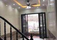 Nhà mới La Phù 4 tầng - bán nhà tặng nội thất - sổ đỏ phân lô - 36 m2 giá 1 tỷ 75