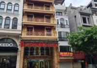 Cho thuê nhà mặt phố Đường Thành diện tích 55m2 xây dựng 3 tầng mặt tiền 5,5m giá 70 triệu có TL