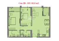 Bán căn hộ chung cư Mipec rubik 360, xuân thủy, cầu giấy, giá 3 tỉ 500 tr( bàn giao thô)