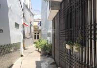 Nhà cũ tiện sửa chữa hoặc xây mới đường Phan Văn trị 35m2 trệt lầu nở hậu 3,25 tỷ thương lượng