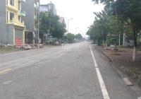 Cần bán lô đất Vip mặt đường Lê Thánh Tông rộng 22m, Võ Cường ,TP.Bắc Ninh. DT 81 m2 MT 4,5 m