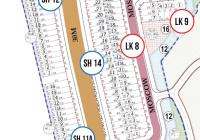 Cần thanh khoản lô đất nền shophouse trục đường 30m dự án Danko City