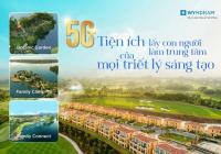 Wyndham Sky Lake Resort & Villas. Biệt thự nghỉ dưỡng phía Tây Hà Nội. Quỹ căn CĐT