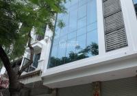 Chính chủ cho thuê nhà mặt phố Cầu Giấy: 117m2 x 8 tầng (mới xây) có thang máy. LH: 0981 545 136