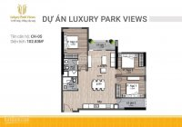 Chính chủ cần bán căn góc số 05 diện tích 102m2, Đã lắp full nội thất cao cấp, Chuyển vào ở luôn