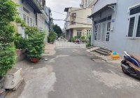 Nhà cần bán hẻm Phan Huy Ích Phường 15 Tân Bình. DT: 4 x 17m giá 5tỷ400tr