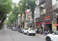 Bán nhà MP Triệu Việt Vương, 95m2, 5 tầng, kinh doanh sầm uất