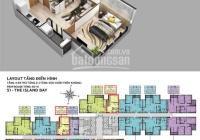 Bán rẻ căn 1 phòng ngủ chung cư Sky Oasis, KDT Ecopark, Hưng Yên