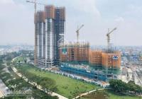 Giảm giá sâu, bán gấp Eco Green Sài Gòn cao cấp tầng trung bao hết thuế phí