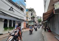 Bán nhà góc 2MTKD Nguyễn Trãi P7 Q5. Ngang 13m GPXD 6 tấm. Giá: 13tỷ8