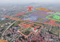 Bán đất khu giãn dân Xuân Ổ B, Phường Võ Cường, Bắc Ninh giá 2.6 tỷ/lô. lh 0967777226