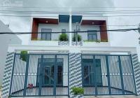 Bán nhà Phú Mỹ đối diện khu Hiệp Thành 3 cách Phạm Ngọc Thạch chỉ 100m đường DX43 nhựa 7m nhà mới