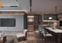 Căn hộ 4PN Goldmark City DT 135m2 3PN + 1 studio Dualkey đóng 50% nhận nhà vừa ở vừa cho thuê