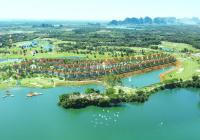 Biệt thự nghỉ dưỡng ven đô thiết kế Địa Trung Hải trong quần thể golf, chỉ thanh toán từ 5 tỷ
