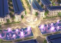 Lô đất 2 mặt tiền liền kề ngay trung tâm quảng trường nhạc nước đẹp nhất Việt Nam