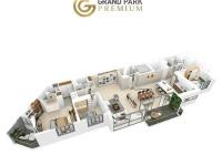 Căn Siêu Hot sân vườn Park Premium giá chỉ 5.4 tỉ dt 170m2 Lh 0837078866