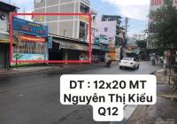 Chính chủ cho thuê nhà MT Nguyễn Thị Kiểu gần Lê Văn Khương , Quận 12 LH 0932956123 Mr Toàn