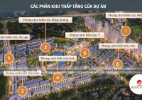 Chính chủ bán LK 15 view vườn hoa dự án Kim Chung Di Trạch, giá 4x triệu/m2 (MTG)