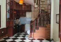 Chào bán ngôi nhà 23m2 x 5T ở ngõ Chùa Liên Phái - HBT - HN, nhà gồm 3 ngủ rộng và thoáng