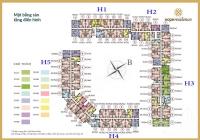 Chính chủ bán căn hộ tầng 1002- 67.2m2 đẹp nhất dự án Hope Residence. Giá 1.5tỷ. LH 0964964059