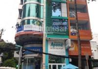 Bán tòa nhà mặt tiền Ký Con, phường Nguyễn Thái Bình, Quận 1, 8 tầng, TM, chỉ 46 tỷ