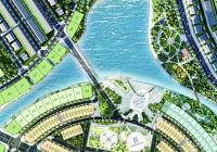 Bán căn nhà phố Hải Hưng, căn góc 3 mặt thoáng, view công viên trung tâm đẹp nhất dự án Ecorivers
