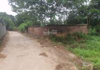 Chính chủ cần bán lô đất 2800m siêu đẹp tại Kim Sơn- Sơn Tây giá chỉ 1.5tr/m
