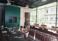 Cho thuê nhà lô góc hai mặt tiền phố Ngô Thì Nhậm: Diện tích 40m2 x 4 tầng, mặt tiền 10m, thông sàn