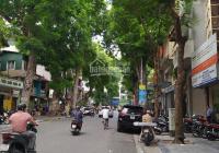Bán nhà mặt phố Nguyễn Du, Kinh doanh đa dạng, 85mx4 tầng, MT 6m, Giá 40 tỷ.