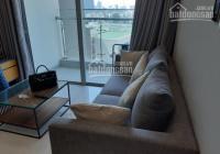 Căn hộ Vinhomes Central Park tầng 7 có 1 phòng ngủ, đầy đủ nội thất, 52.7m2, giá tốt kèm ưu đãi