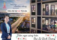Căn hộ cao cấp mặt tiền quốc lộ 13 chỉ với 200 triệu đã có thể sỡ hữu căn hộ . Hotline : 08887282