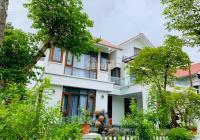 Bán căn biệt thự 768m2 full nội thất, xanh villa