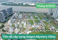 Đât nền nhà phố, biệt thư - Saigon Mystery Villas, Quận 2 - LH 0931909885