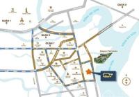 Bán gấp giá shock Q7 Saigon Riverside 66,66m2 sang trọng bao hết thuế phí