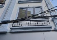Bán nhà riêng phố Cầu Cốc, Tây Mỗ, 32m2*5tầng mới, ôtô đậu ngày đêm cách chỉ 20m, gần hồ điều hòa