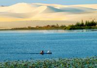 Cần bán gấp mảnh đất thuộc lô 2 cung đường đôi ven biển khu du lịch Hòa Thắng, Bình Thuận