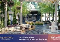 Sống tại khu villa SANG XỊN nhất Aqua City - Sun Habor cạnh quảng trường bến du thuyền