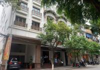 Bán nhà mặt phố Vũ Phạm Hàm, Cầu Giấy 40m2, mặt tiền 6,2m, giá 23,5 tỷ