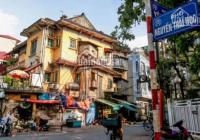 Mặt tiền rộng 14m - phố Nguyễn Thái Học - đẳng cấp phố cổ. DT 371m2, giá 230 tỷ