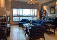 Chính chủ bán chung cư 5 sao, 3 phòng ngủ, sân vườn, bể bơi, hướng Đông Nam, nhà mới 90%