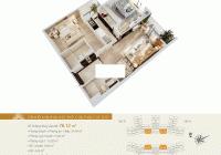 Bán căn 2 PN Diện tích 82m2 và 75m2 tầng 15 và 20 hướng ĐN giá siêu rẻ Lh: 0974640266