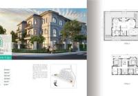 Quỹ căn hàng ký trực tiếp chủ đầu tư Green Villas dự án Vinhomes Smart City Đại Mỗ