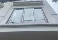 Bán nhà xây mới đường Hoàng mai,Q Hm, HN.Dt 35m2*4T,Mt 3,5m sổ đỏ cc giá 3,3 tỷ,Lh Thanh0977686830