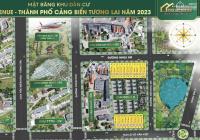 Cơ hội đầu tư đất nền mặt tiền thị xã Phú Mỹ, BRVT