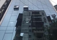 Cho thuê tòa nhà văn phòng MP Nguyễn Khang. DT 120m2, Mt 8m, 7 nổi, 1 hầm, thông sàn, thang máy