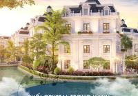 Lô góc đẹp nhất dự án Danko City view Đảo Biệt Thự Kingisland, Quảng trường nhạc nước đẹp nhất VN