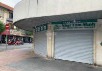 Nhà cho thuê Góc 2 mặt tiền Lê Thành tôn và chợ bến thành Quận 1 Ngang 7 dài 5