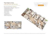 Căn hộ Dualkey 2PN + studio siêu hot mua 1 được 2 chính sách hấp dẫn thanh toán 30% nhận nhà