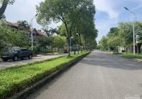 Bán biệt thự thô, 32tr/m2/390m2, MT 15.58m, hướng Tây, vị trí đẹp, sổ đỏ, Ô TÔ KĐT Quang Minh